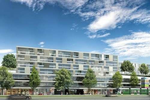 ERSTBEZUG - Brauquartier - Puntigam - 30m² - 1,5 Zimmer Wohnung - 9 m² Loggia/Wintergarten