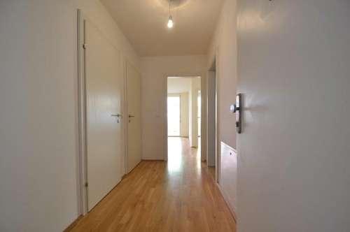 ERSTBEZUGSCHARAKTER - Liebenau - 52m² - 3 Zimmer Wohnung - 15m² Terrasse & Eigengarten