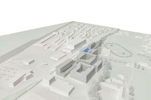 ERSTBEZUG - Brauquartier Puntigam - 30 m² - 1,5 Zimmer Wohnung - 9 m² Wintergarten