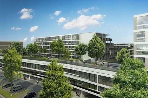 Puntigam - Brauquartier - Erstbezug - 53m² - 3 Zimmer - großer Balkon oder Eigengartenanteil
