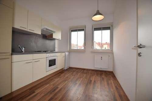 Gries - 50 m² - 2 Zimmer mit extra Küche - gute Raumaufteilung