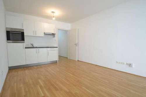 ERSTBEZUGSCHARAKTER - Liebenau - 29m² - Neuwertige 1-Zimmer-Wohnung - großer Balkon