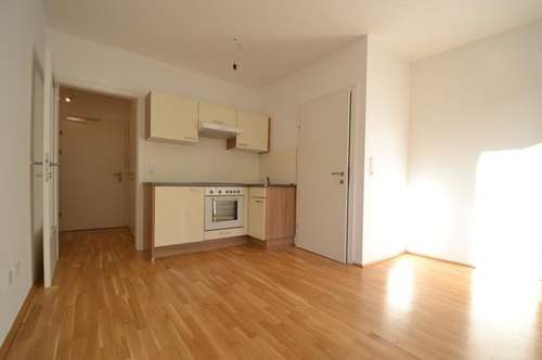Eggenberg - 30,5m² - NEUBAU- Nähe FH - ruhig - 2-Zimmer - sonniger Balkon - Tiefgarage