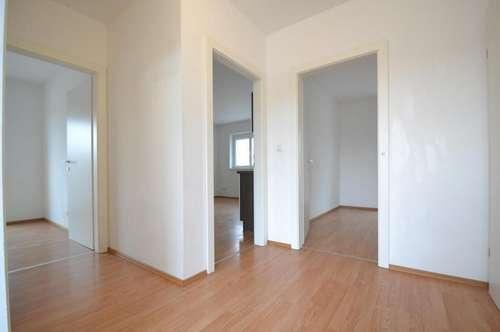 Strassgang - 54m² - NEUBAU - 3 Zimmer - sonnig - großer Balkon - Abstellplatz