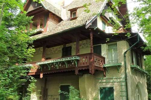eine Villa aus dem 19. Jahrhundert