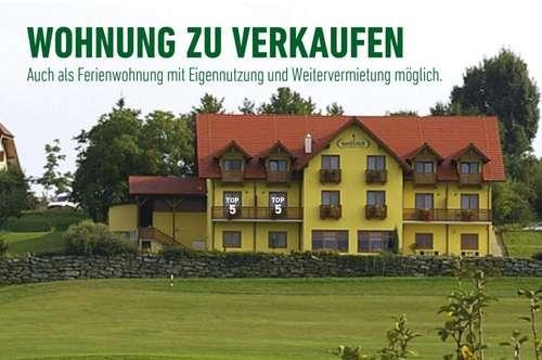 "Apartment mit ""Traumhaftem Ausblick"" direkt am Golfplatz"