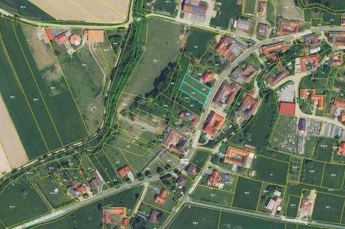 Baugrund für Eigenheim