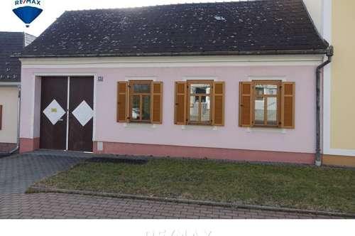 Bäuerliches Einfamilienhaus an der Hauptstrasse
