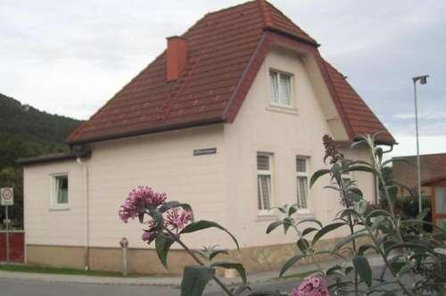 Wöllersdorf: Tolles Einfamilienhaus mit wunderschönem Naturgarten in zentraler Lage