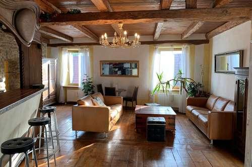 Leobersdorf: Extravagante Maisonettewohnung in außergewöhnlichem Stil