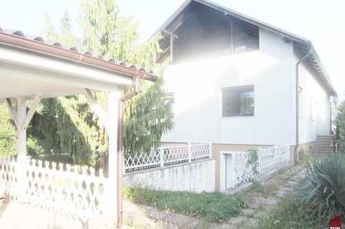 Einfamilienhaus mit ca 126m2 Wfl. , großer Terrasse und Garten zu mieten!