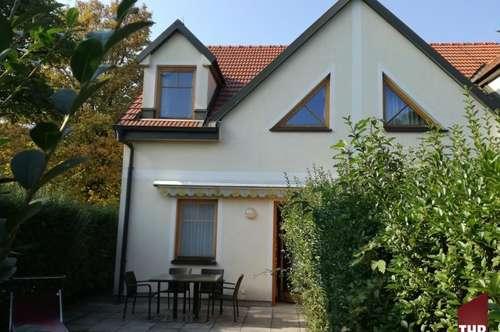Ferienwohnung (Chalet) mit Garten mit unterirdischen Zugang direkt zur Therme Lutzmannsburg!