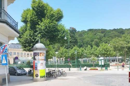 Garagenplatz im Zentrum Baden in Tiefgarage zu mieten!