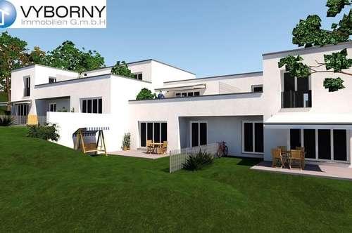 GABLITZ-Riederberg: 8 Neubau Eigentumswohnung mit Eigengarten