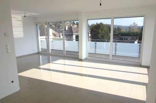 Gablitz / Zentrumsnähe - sonnige Dachgeschosswohnung mit großer Dachterrasse