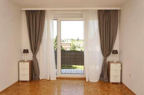 Helle und freundliche 2-Zimmer-Wohnung mit Balkon