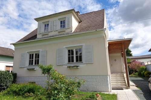 Nettes 5-Zimmer- Wohnhaus mit Obstgarten in Stegersbach