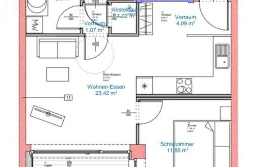 Haupt/Zweitwohnsitzwohnung / Nähe Skipiste in Hinterstoder
