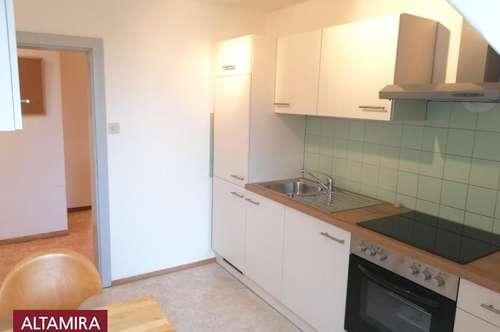 Preiswerte Wohnung im 2. Obergeschoß