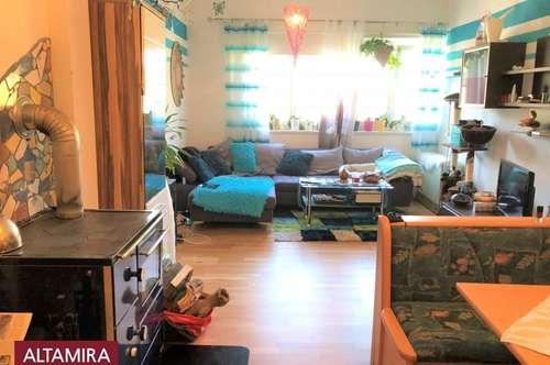 Hall bei Admont! Ideal für Singles oder Pärchen! Urgemütliche Wohnung im Grünen