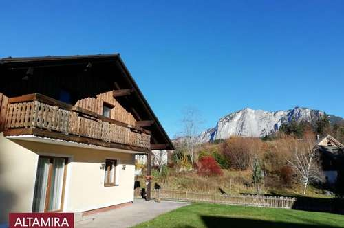 Einfamilienhaus in ruhiger und sonniger Lage / Nähe Altausseer See