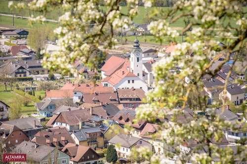 Ennstal - Marktgemeinde Öblarn: 2-Zimmer Neubau-Eigentumswohnung mit kleinem Garten - Zweitwohnsitz erlaubt