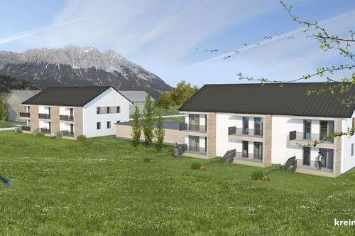 Nähe Schladming: 3-Zimmer Neubau-Eigentumswohnung mit Balkon - Zweitwohnsitz erlaubt