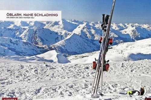 Meine tolle Ferienwohnung! Tür zu und rauf auf die Berge der Schladming-Dachstein-Region