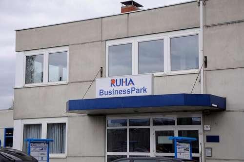 RUHA BUSINESS PARK - Büros ab 180 EUR Parkplätze inklusive!!