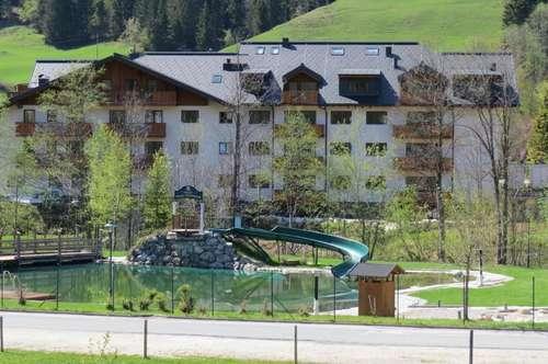 NEUBAU - ATTRAKTIVE APARTMENTS ZUR TOURISTISCHEN VERMIETUNG - CHARMANTES AMBIENTE - LÄNDLICH/ MODERNES OUTFIT - Investment/ Eigennutzung/ Wohnungen in Russbach - Skiregion Dachstein West