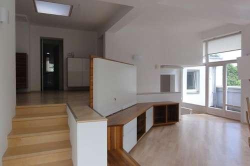 MODERNES AMBIENTE - BERGBLICK & SONNENLAGE - INDIVIDUELLER & GROSSZÜGIGER WOHNRAUM - MIETE: Attraktive Penthouse Wohnung in Schwarzach - Ski amadé