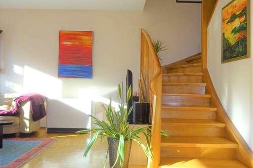 Hochwertige 4-Zimmer-Maisonettewohnung mit 2 Loggien in ruhiger Lage nahe der Grazer Innenstadt