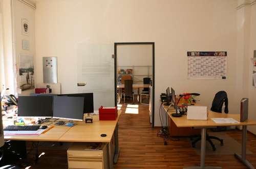 Ideal aufgeteiltes großes und sehr helles Büro im Grazer Bezirk Puntigam