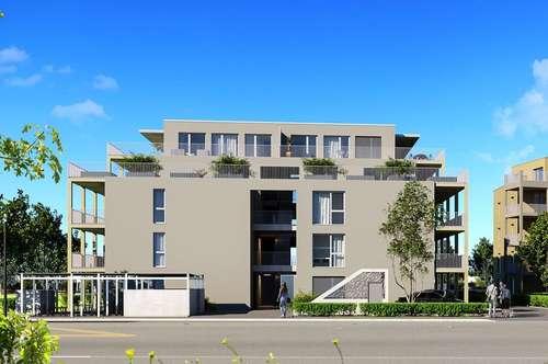 Absolut zentral gelegenes, sehr modernes Wohnprojekt - BAUGENEHMIGT