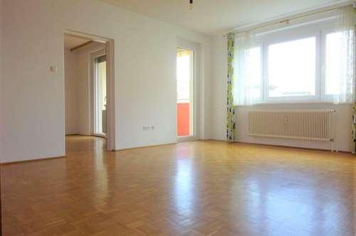 Schöne 2-Zimmer-Wohnung in Graz-Ragnitz mit sonniger Loggia