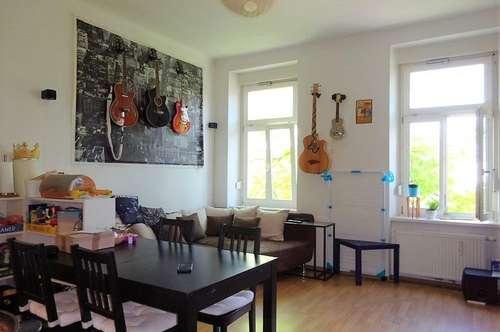 Perfekt aufgeteilte 4-Zimmer-Wohnung in zentraler Lage im Grazer Bezirk Jakomini – WG tauglich