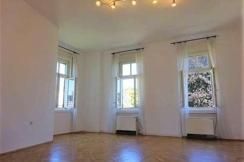 Helle Altbauwohnung in ruhiger, jedoch zentraler Lage im Grazer Bezirk Geidorf