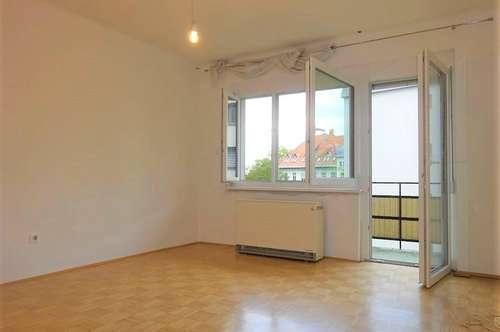 Perfekt aufgeteilte 2-Zimmer-Wohnung in der Heinrichstraße – WG geeignet – nähe Karl-Franzens-Universität