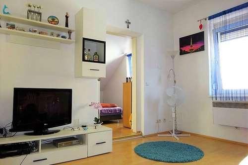 Perfekt aufgeteilte 2-Zimmer-Wohnung in ruhiger Lage in Puntigam