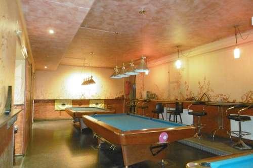 Perfekt aufgeteiltes Lokal, nutzbar als Bar, Club, Diskothek oder Verein in Gleisdorf