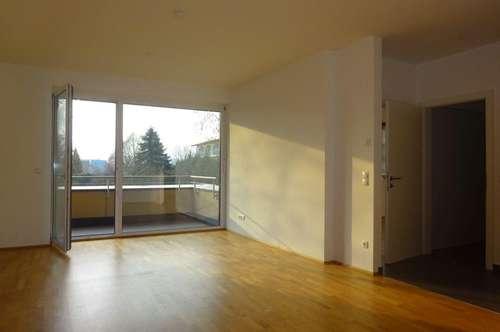 Wunderschöne und gepflegte Wohnung am Grazer Stadtrand mit großem Balkon und Terrasse