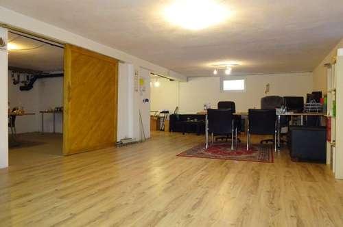 Großzügiges, gepflegtes Gewerbeobjekt/ Büro mit verschiedensten Nutzungsmöglichkeiten– im Grazer Bezirk Wetzelsdorf