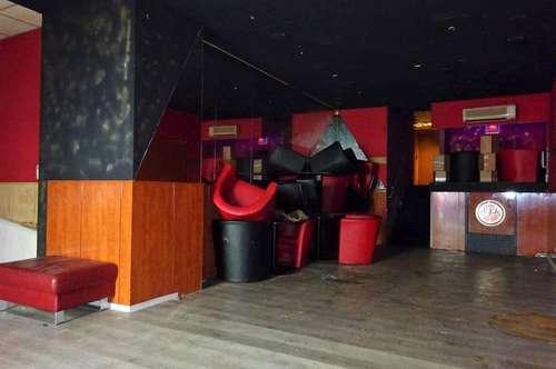 Zentral gelegenes Lokal – nutzbar als Bar, Club oder Café im Grazer Bezirk Gries – Ablösefrei