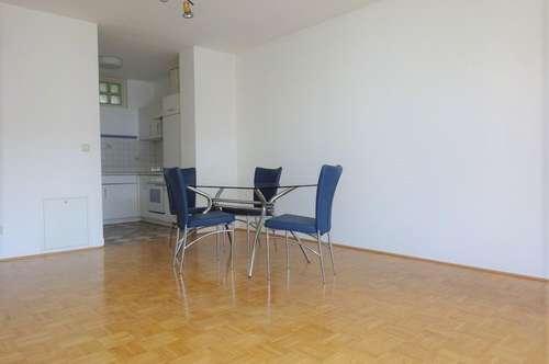 Helle 2-Zimmer mit Balkon und KFZ-Tiefgarage in ruhiger Lage in Graz-Andritz