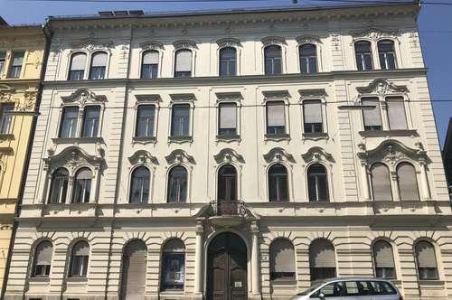 Wunderschöne, perfekt aufgeteilte 3-Zimmer-Altbauwohnung mit KFZ-Abstellplatz in absoluter Bestlage, direkt gegenüber der Karl-Franzens-Universität