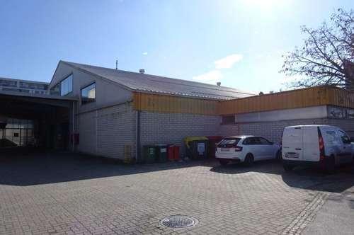 Sehr große, zentral gelegene Lagerhalle in einem Grazer Büro- & Logistikcenter