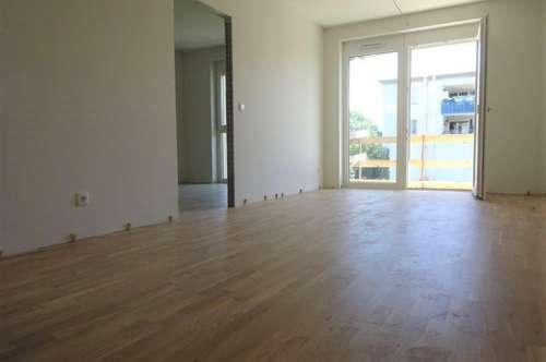 Neubau – Schöne 2-Zimmer-Wohnung in moderner Wohnanlage mit nur wenigen Einheiten