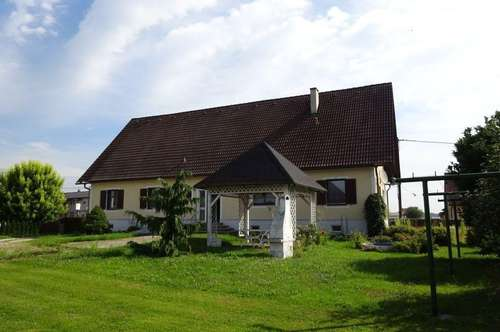 Ländlich gelegenes Einfamilienhaus mit 6 Zimmern und großzügigem Garten südlich von Graz - Erstbezug nach Sanierung
