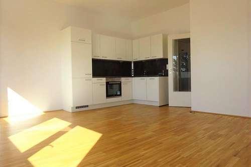 Sonnendurchflutete 2-Zimmer-Wohnung mit KFZ-Abstellplatz