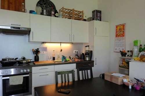 Helle 4-Zimmer-Wohnung in zentraler Lage im Grazer Bezirk Jakomini – WG tauglich
